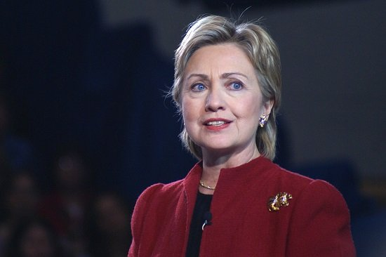 A fifth predict that Hillary will win the presidential election in November