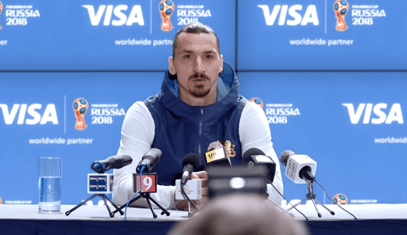 visa world cup advert