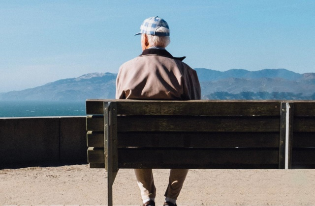 Isolation among over 65s on the increase