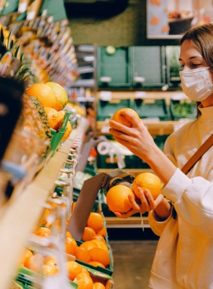 Tracking consumer attitudes and behavior toward retail during the Coronavirus pandemic